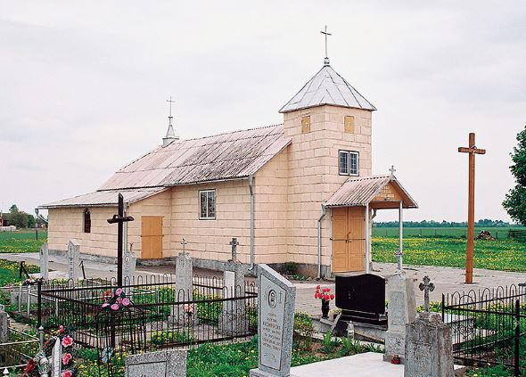 ŻYDOMLA_kościół