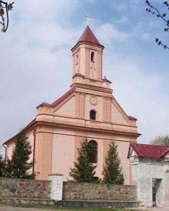 IZABELIN_kościół