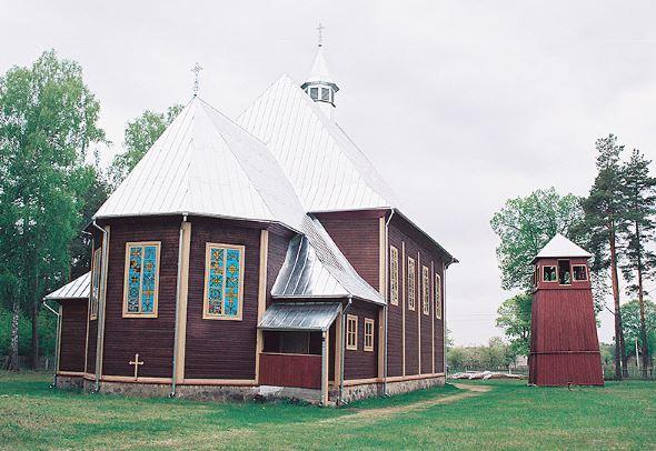NOWA RUDA_kościół