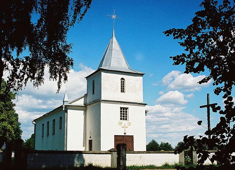 PODOROSK_kościół