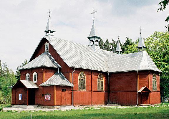 PORZECZE_kościół