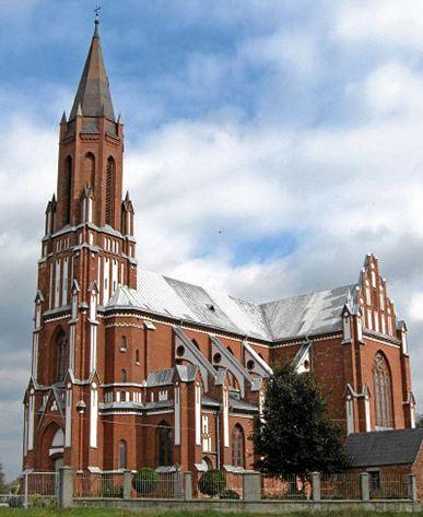 SZYDŁOWICE_kościół