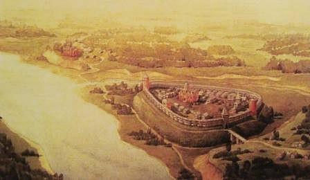Stary-Zamek-Grodno-zabytki-architektura-historia