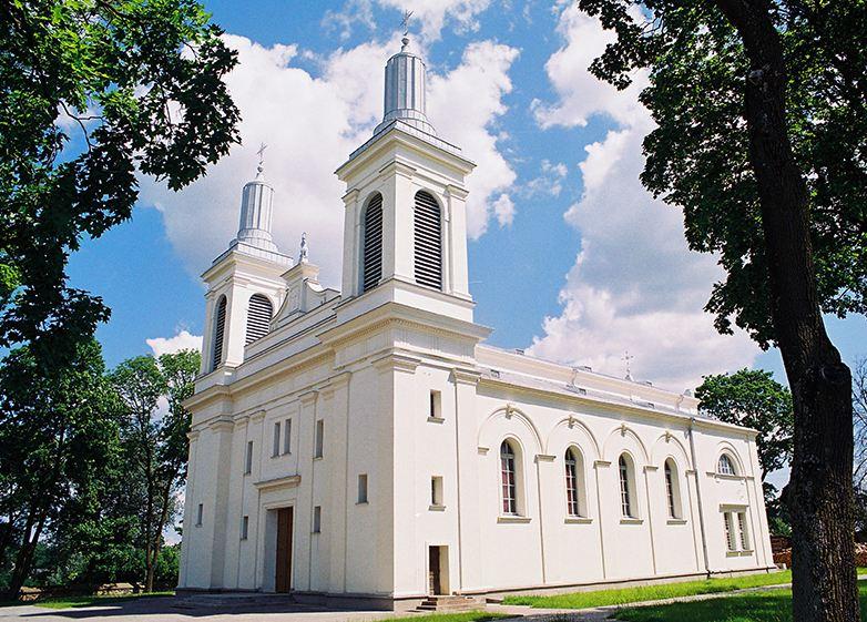 WOŁKOWYSK_kościół farny