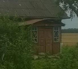 Dom rodziny Cypla w Zapolu - VIII'2016