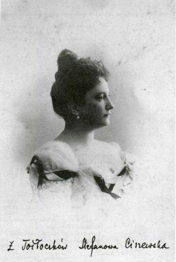 Cecylia z Tołłoczków Stefanowa Ciszewska