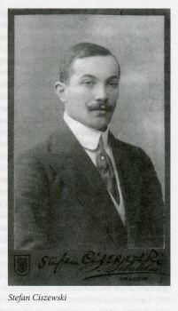Ciszewski Stefan
