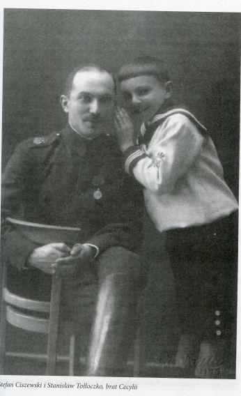 TOŁŁOCZKO Stanisław_brat Cecylii